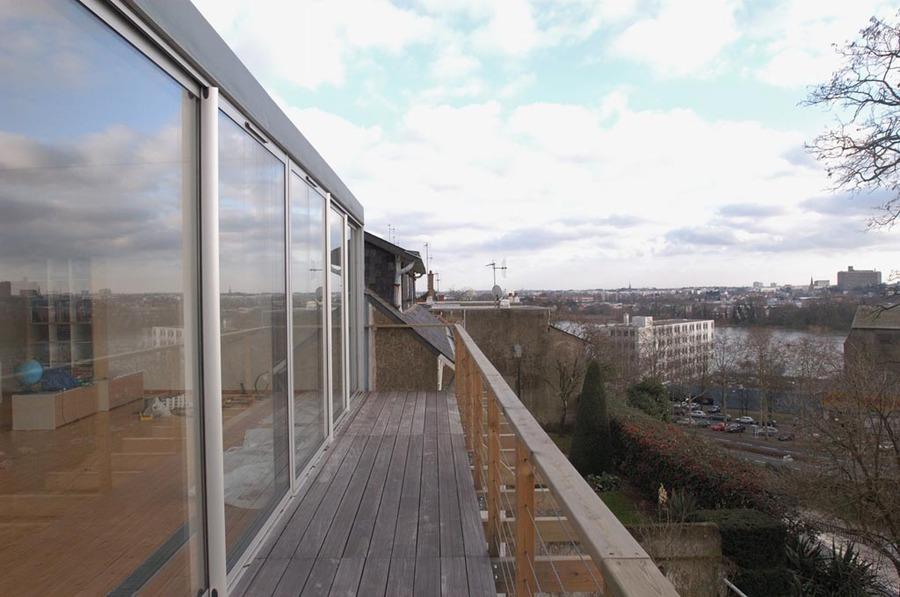 PhotoSurélévation habitation à Nantes