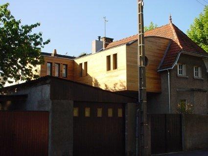 PhotoExtension habitation à Nantes