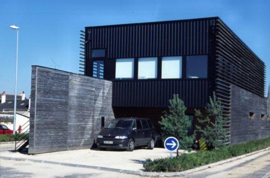 PhotoImmeuble de bureaux à Chateaubriant