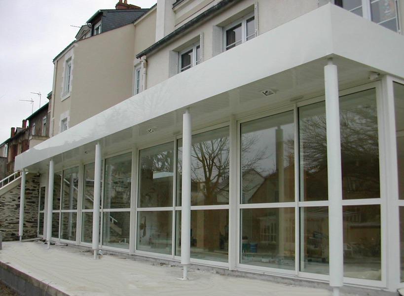 PhotoExtension maison de retraite Plaisance à Angers