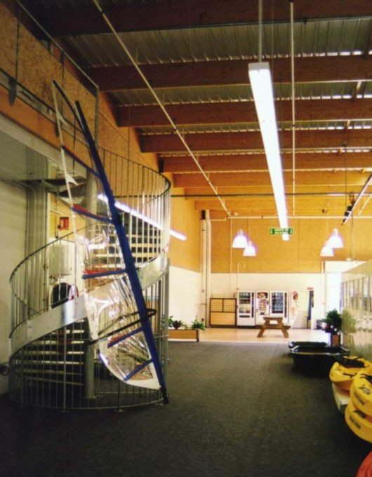 PhotoMagasin DECATHLON à Changé (Laval)