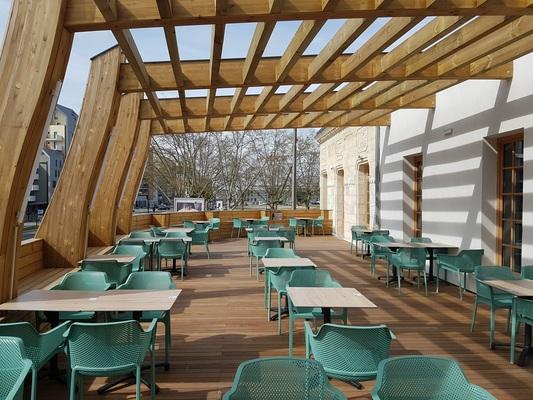 PhotoLe Jardin Pêcheur Garonne