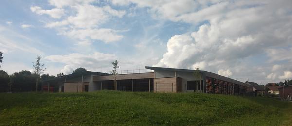 PhotoGroupe scolaire : école élémentaire et maternelle